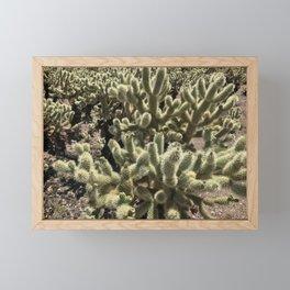 Desert Bloom Framed Mini Art Print