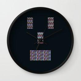 Mister Roboto Wall Clock