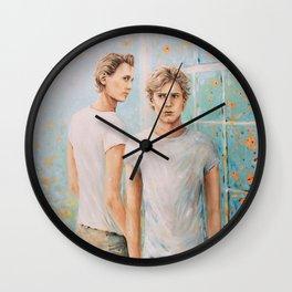 Love at first sight Wall Clock