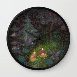 The Woods: Hansel & Gretel Wall Clock