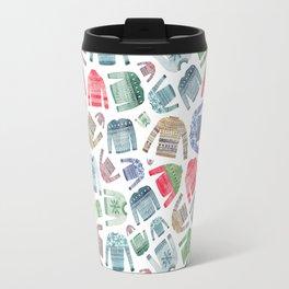 Christmas Jumpers! Travel Mug