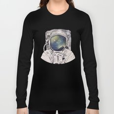 Dreaming Of Space Long Sleeve T-shirt