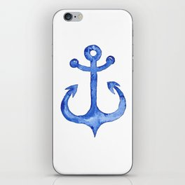 Dreaming of nautical adventure iPhone Skin