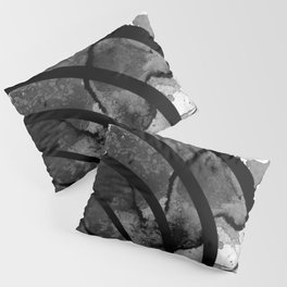 The Sound Of Black And White Pillow Sham