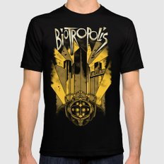 Biotropolis Mens Fitted Tee Black MEDIUM