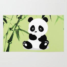 Little Panda Rug