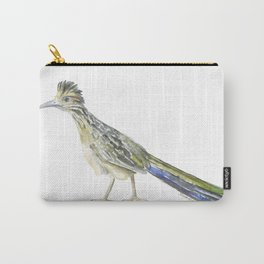 Roadrunner Watercolor Carry-All Pouch