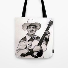 Gene Autry Tote Bag