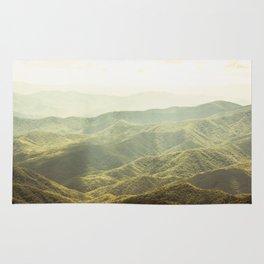Smoky Mountain Sunshine Rug