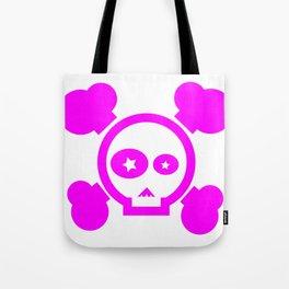 Skull Pop! Tote Bag