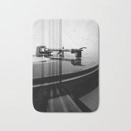 Turntable Retro Bath Mat