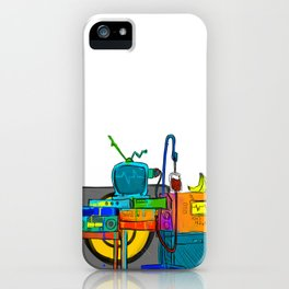 Music Theory iPhone Case