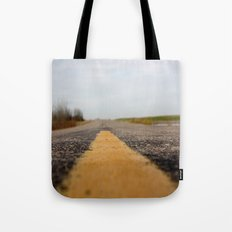 The Everlong Highway Tote Bag