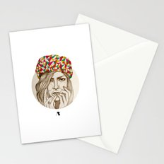 Keep your hat on Stationery Cards