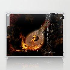 Music, lute Laptop & iPad Skin