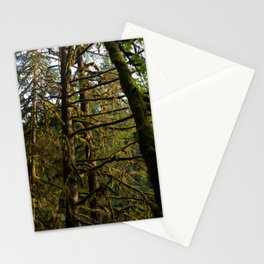 Golden Trees - Oregon Stationery Cards