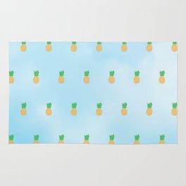 Pineapple in the Sky Rug
