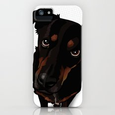 Sunny (white) Slim Case iPhone (5, 5s)