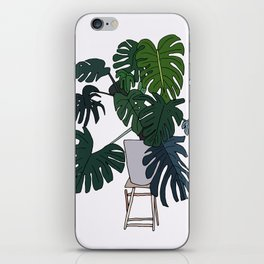 Plant Love iPhone Skin