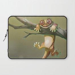 Gecko Correlophus Ciliatus Laptop Sleeve