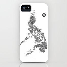 Paranormal Philippines (white) iPhone Case