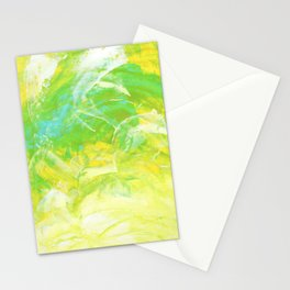 Abstract 1563 Stationery Cards