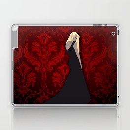 The maxi dress Laptop & iPad Skin