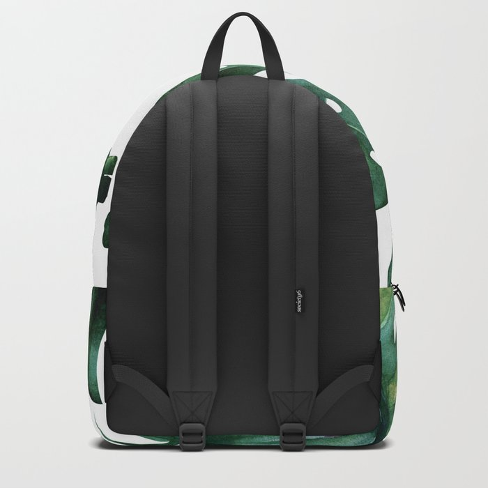Simply Island Palm Leaves Backpack