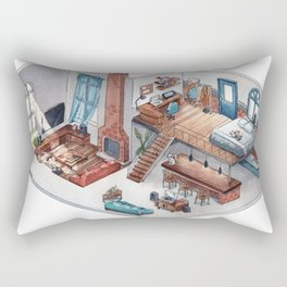Loft Rectangular Pillow