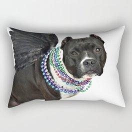 Krewe of the Phocid Queen Rectangular Pillow