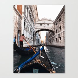 Venetian Dream Canvas Print
