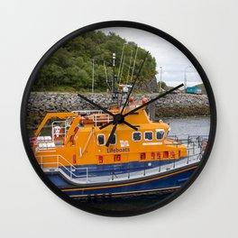 RNLB lifeboat Wall Clock