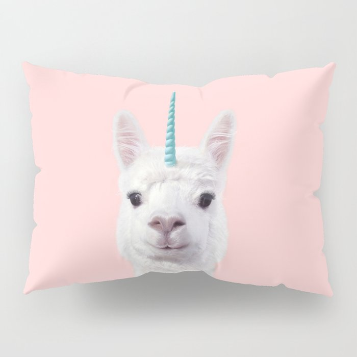 ALPACA UNICORN Pillow Sham
