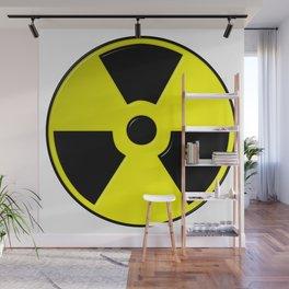 Nuclear Symbol Wall Mural