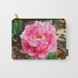 Double Late Tulip Carry-All Pouch