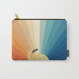 Sunshine will be ready in a minute Carry-All Pouch