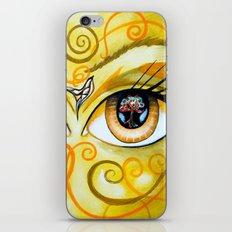 Eve Eyes iPhone & iPod Skin