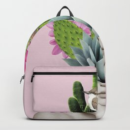 Cactus Lady Backpack