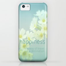 Happiness iPhone 5c Slim Case