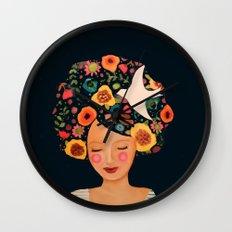 rosarita Wall Clock