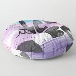 Let It Be.no.2 Floor Pillow