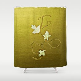 Leaves Of Grapes Shower Curtain