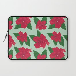 Hibiscus Laptop Sleeve