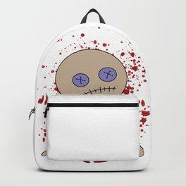 heartbroken voodoo doll breakup devorce Backpack