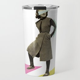 Shapely Figure Travel Mug
