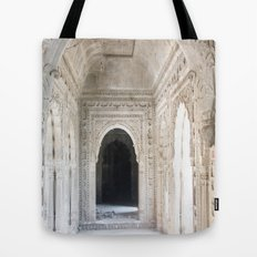 Inside the Palace Tote Bag