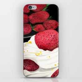 Strawberry Dream iPhone Skin