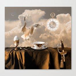 Special breakfast Canvas Print