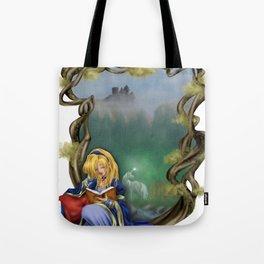 Deamscape Tote Bag