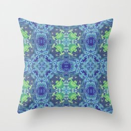 Frost Citizens Throw Pillow